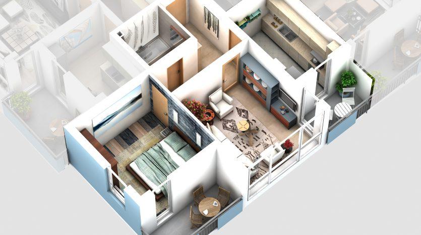 apartamente de lux - Alma Central