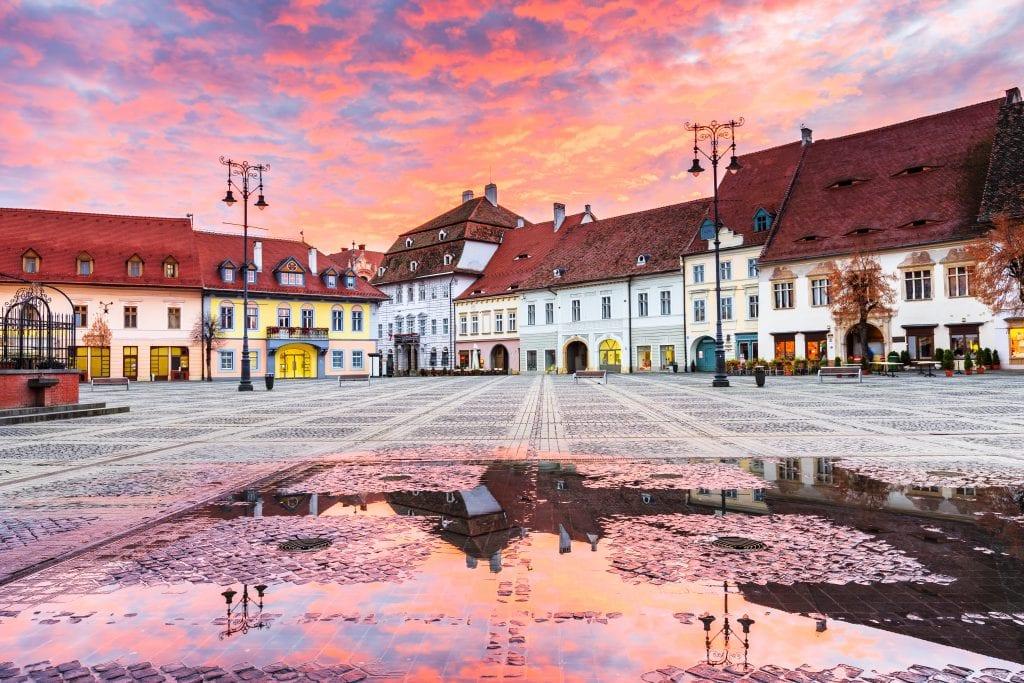 Apartamente Sibiu Alma - Sibu un oras istoric