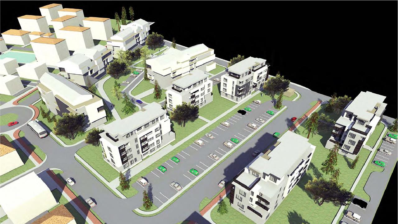 Viziune ansamblu Proiect Vasile Aaron